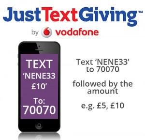 Donate via Text